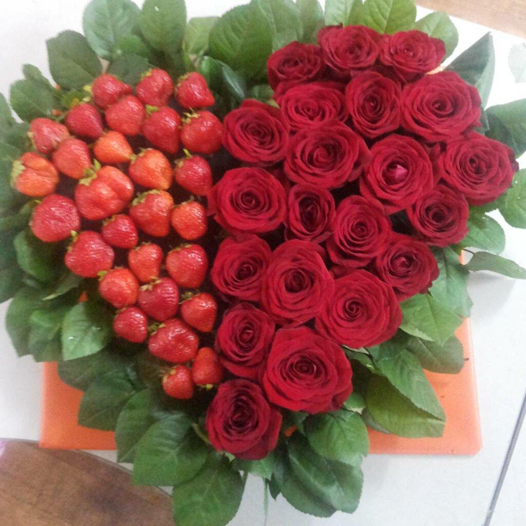 магазин цветов — Красрозы — Красноярск, фото №2