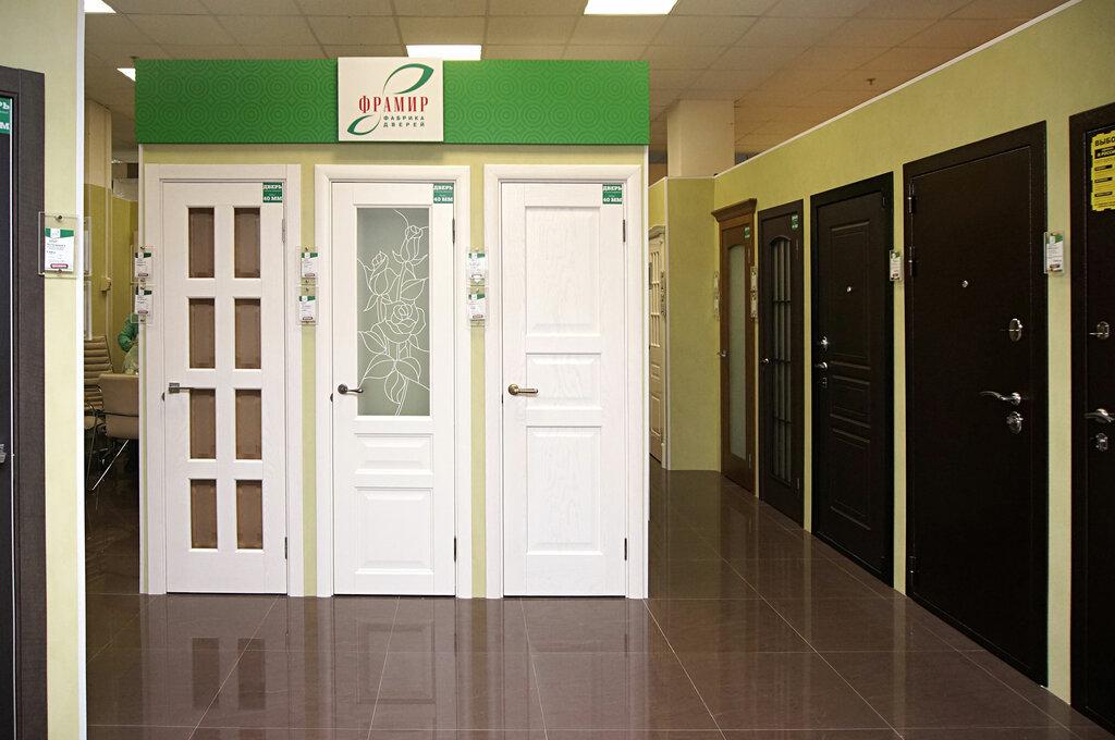 Фрамир двери картинки
