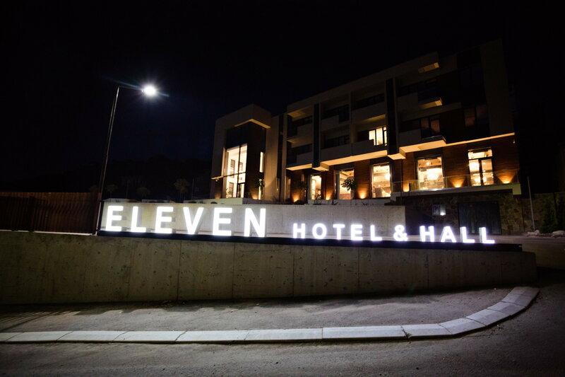 Eleven Hotel & Hall