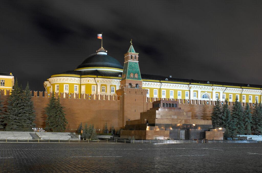 достопримечательность — Мавзолей В.И. Ленина — Москва, фото №5