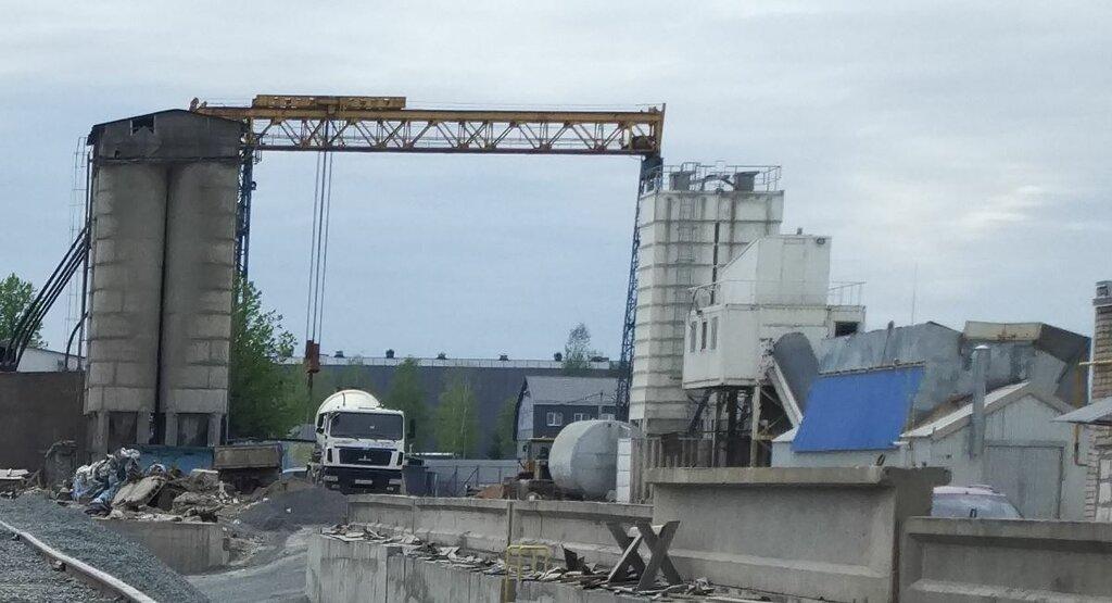 Переправа бетон беляев бетон