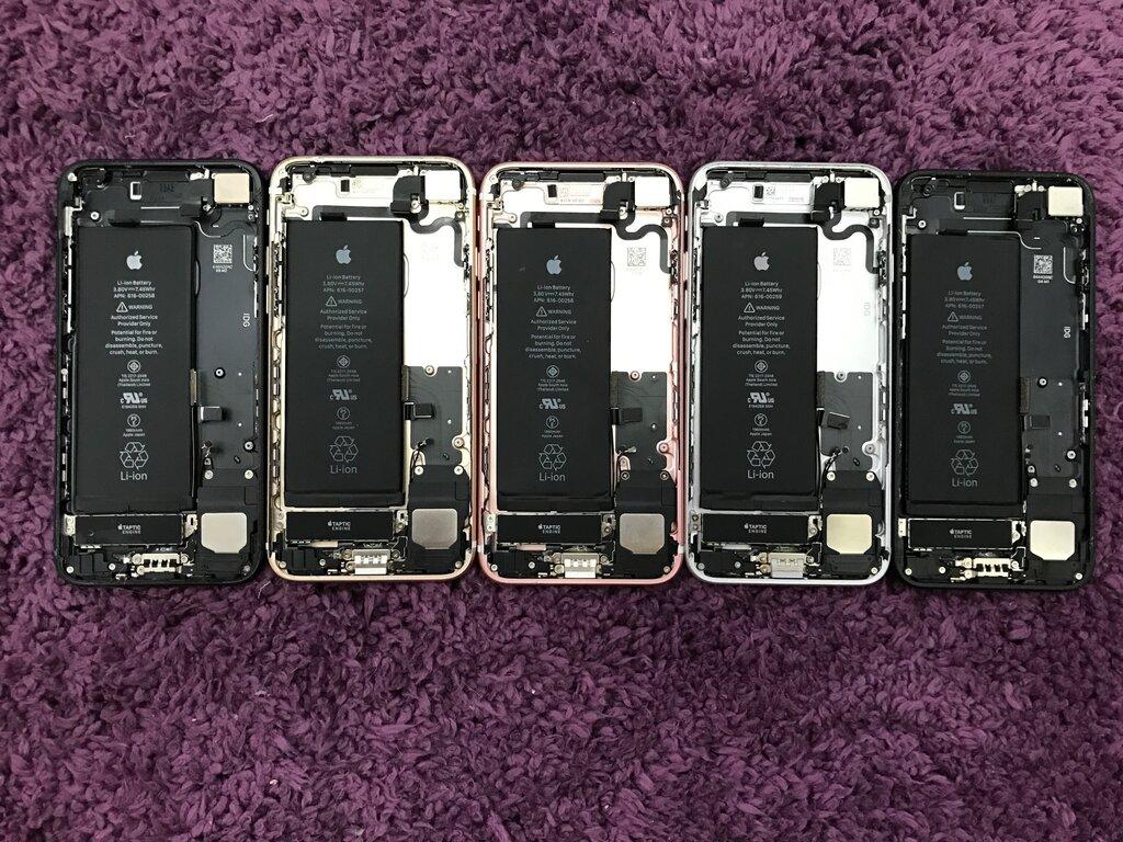 ремонт айфона на дыбенко большевиков