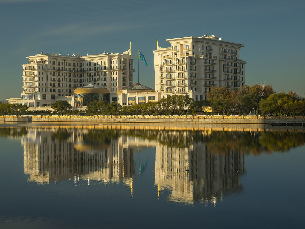 гостиница — The St. Regis Astana — Нур-Султан, фото №1