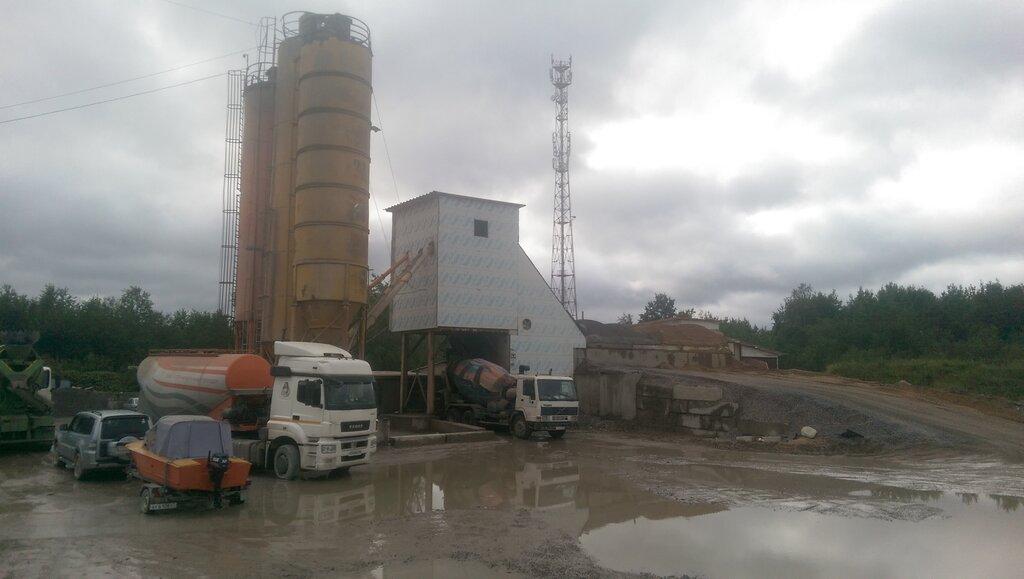 Белоостров завод бетон шушары бетон