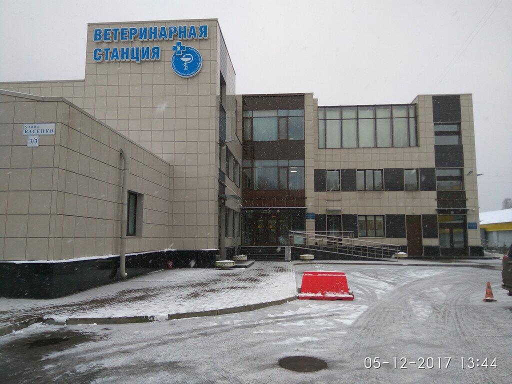 ветеринарная клиника — Санкт-Петербургская горветстанция — Санкт-Петербург, фото №2