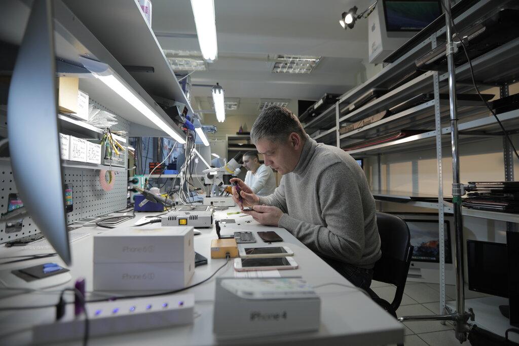 компьютерный ремонт и услуги — Ремонт ноутбуков — Санкт-Петербург, фото №1
