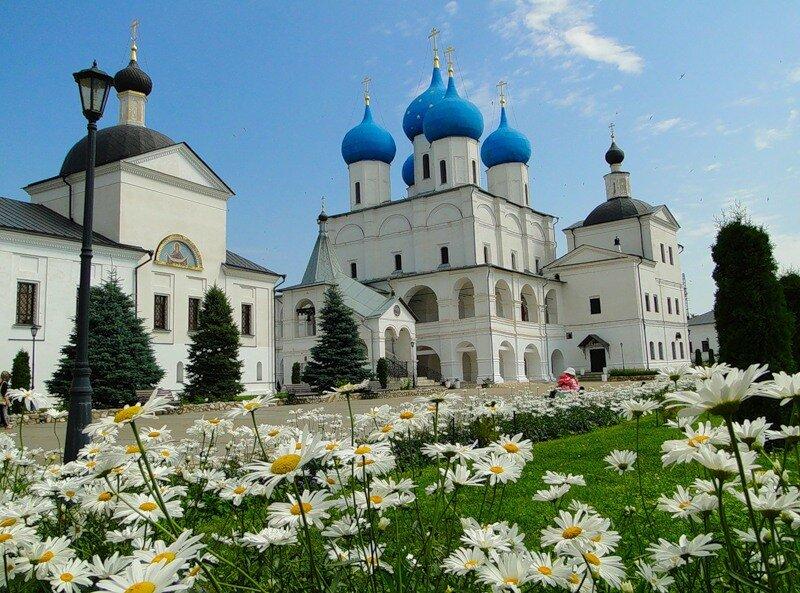 высоцкий монастырь серпухов фото феофилактова