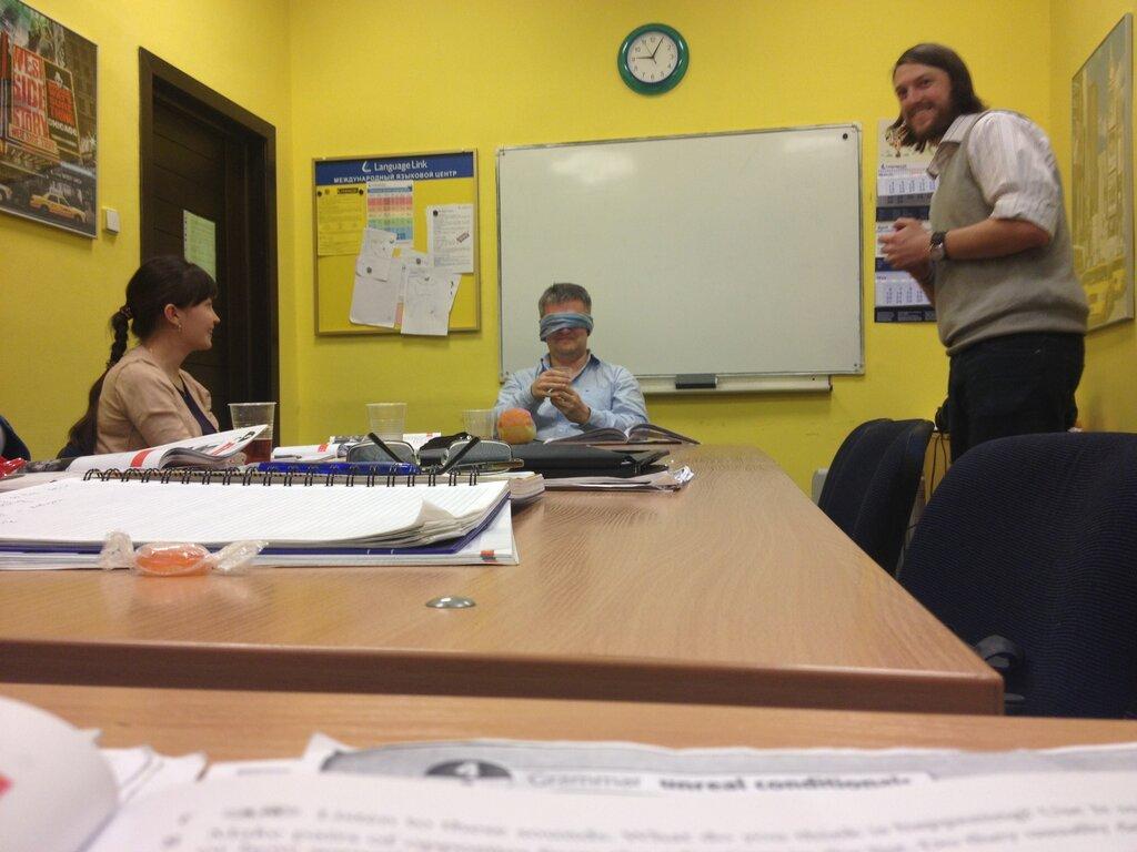 курсы иностранных языков — Language Link — Санкт-Петербург, фото №6