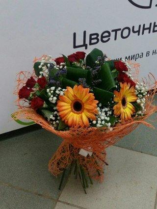 Доставка цветов кудымкар цена цветочный рай, цветов дешево 1000