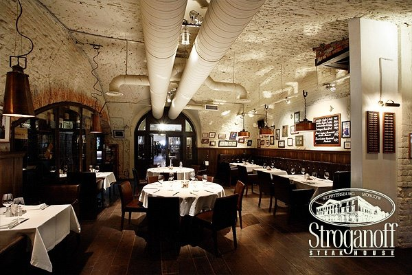 restaurant — Stroganov Steyk Khaus — Saint Petersburg, фото №6