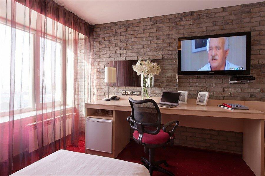 гостиница — Marins Park Hotel — Новосибирск, фото №9