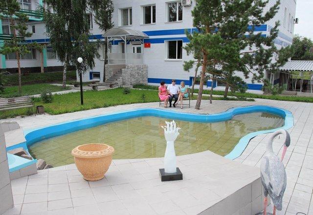 Центр медицинской и социальной реабилитации УФСИН России по Омской области