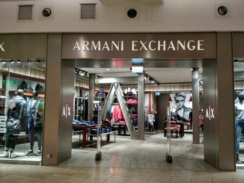 732fc64b02dc Armani Exchange - магазин одежды, Химки — отзывы и фото — Яндекс.Карты