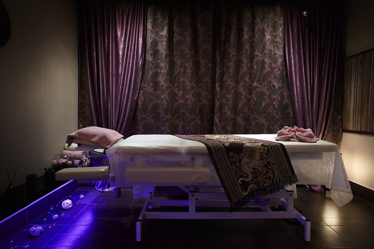 массаж в спальне - 8