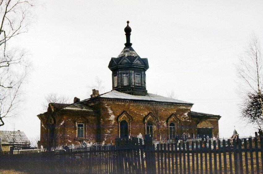 orthodox church — Tserkov Troitsy Zhivonachalnoy V Issade — derevnya Issad, фото №5