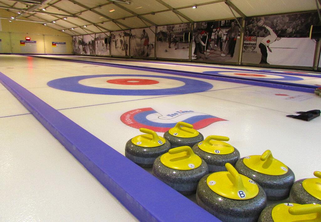 curling club — Керлинг-клуб Новая Лига New League Curling Club — Moscow, фото №3