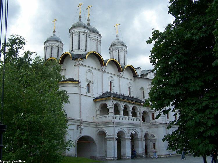 православный храм — Церковь Двенадцати апостолов — Москва, фото №6