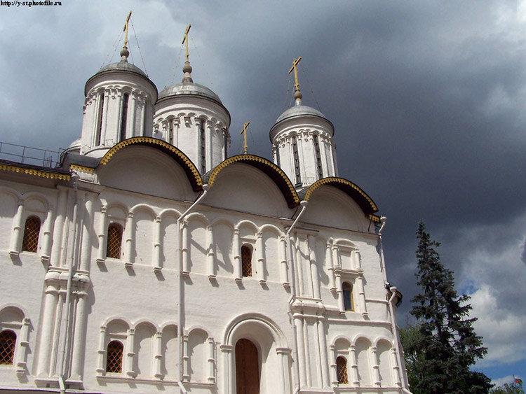 православный храм — Церковь Двенадцати апостолов — Москва, фото №4