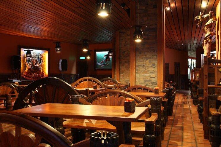 ресторан — Японский ресторан Roll & Roll — Санкт‑Петербург, фото №2