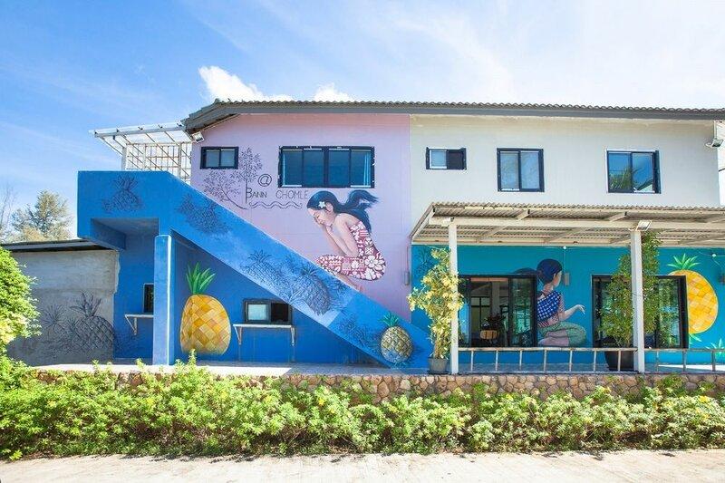 Bann Chom Le Beach Resort Krabi