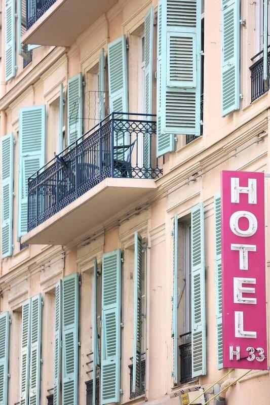H33 hôtel