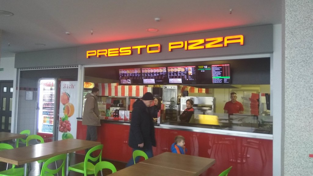 пиццерия — Presto Pizza — Минск, фото №4