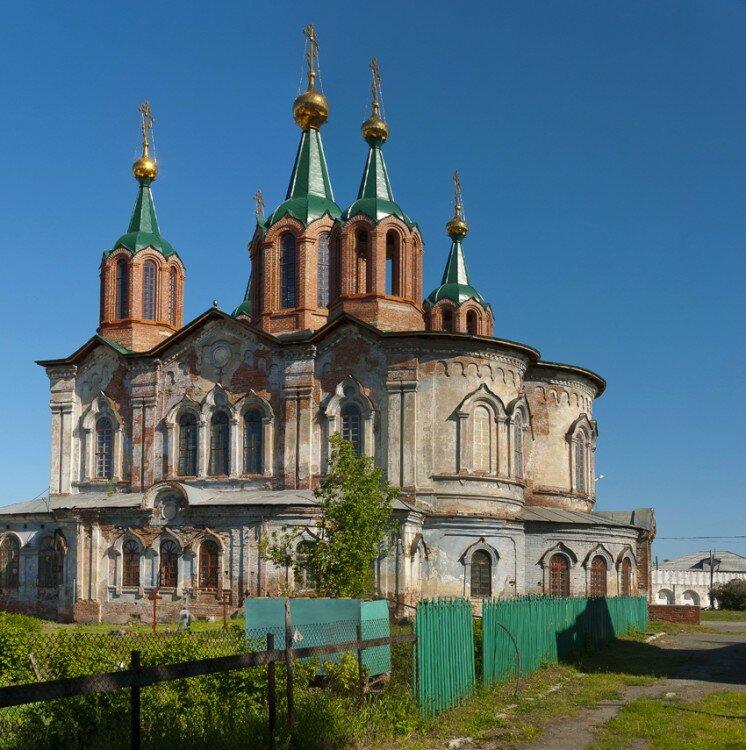 далматовский монастырь картинки сборная