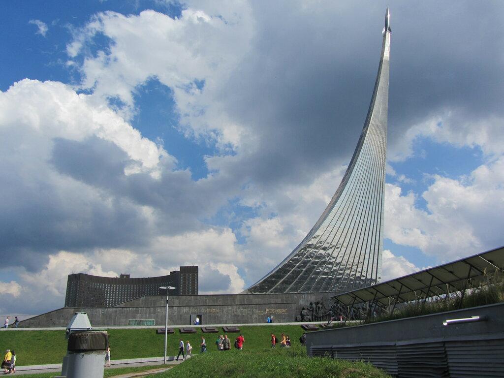 музей — Музей космонавтики — Москва, фото №8