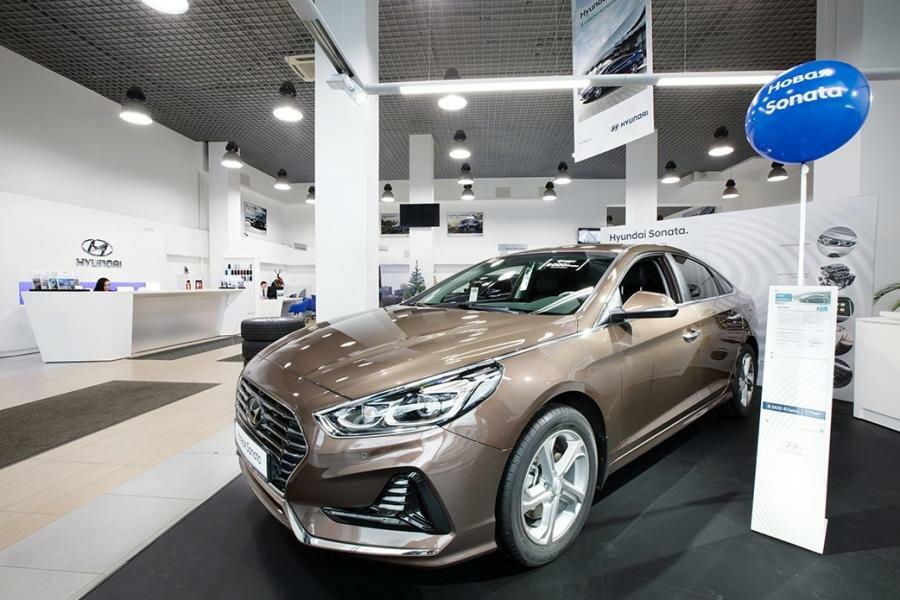 Официальные автосалоны в москве хендай продажа банками залогового автомобиля
