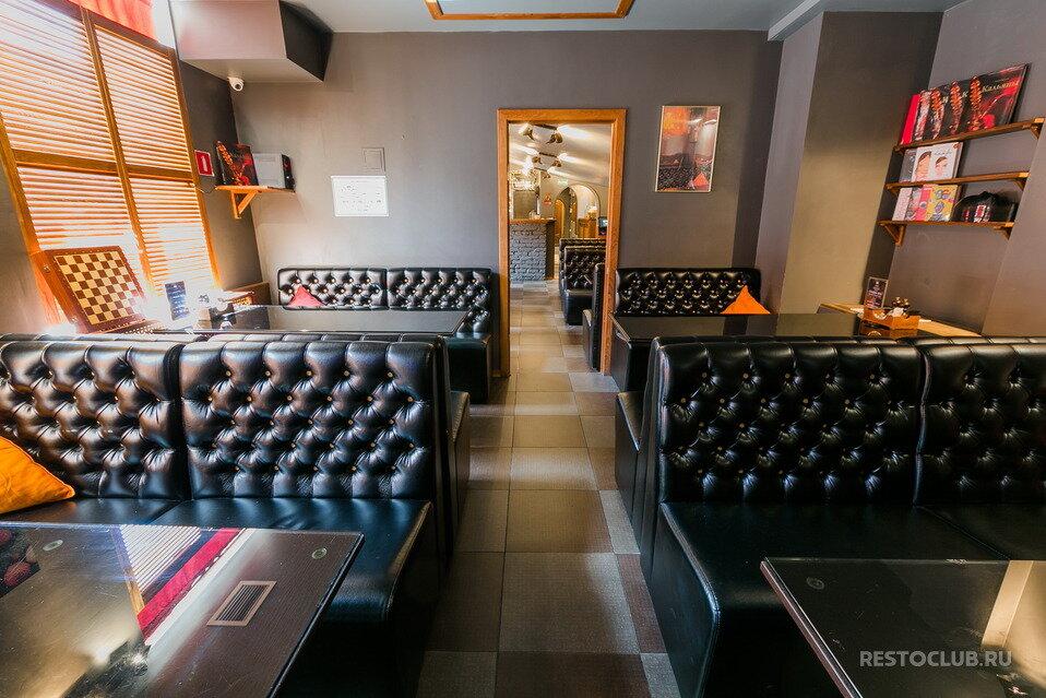 hookah bar — Royal Smoke Club — Saint Petersburg, фото №6