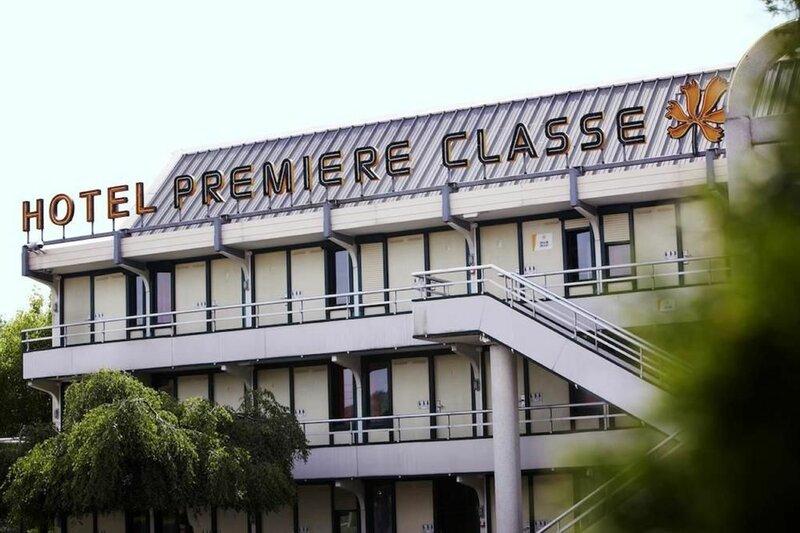 Première Classe Valenciennes Sud - Rouvignies