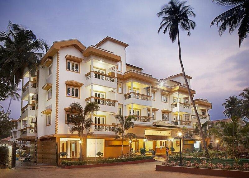 Goa Villagio Resort & SPA
