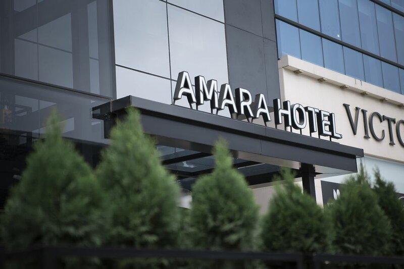 Отель Амара