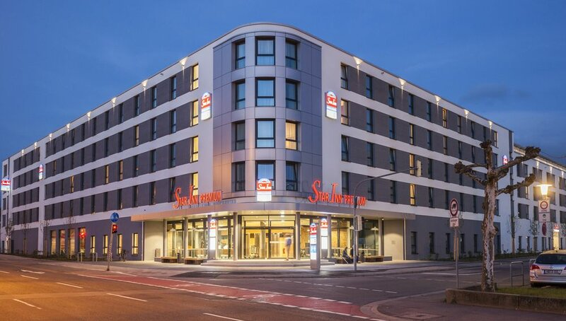 Star Inn Hotel & Suites Premium Heidelberg
