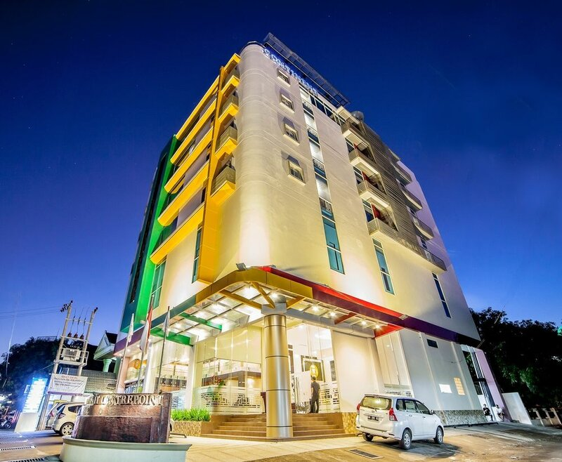 Continent Centrepoint Hotel Makassar