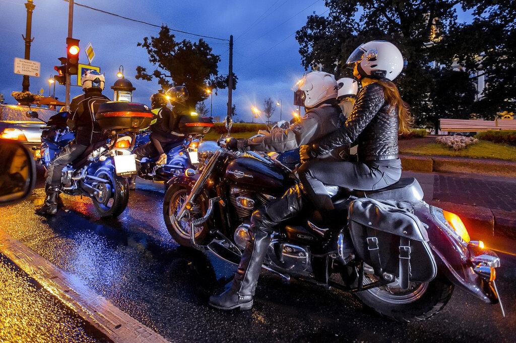 фотосессии на мотоциклах питер стало интересно