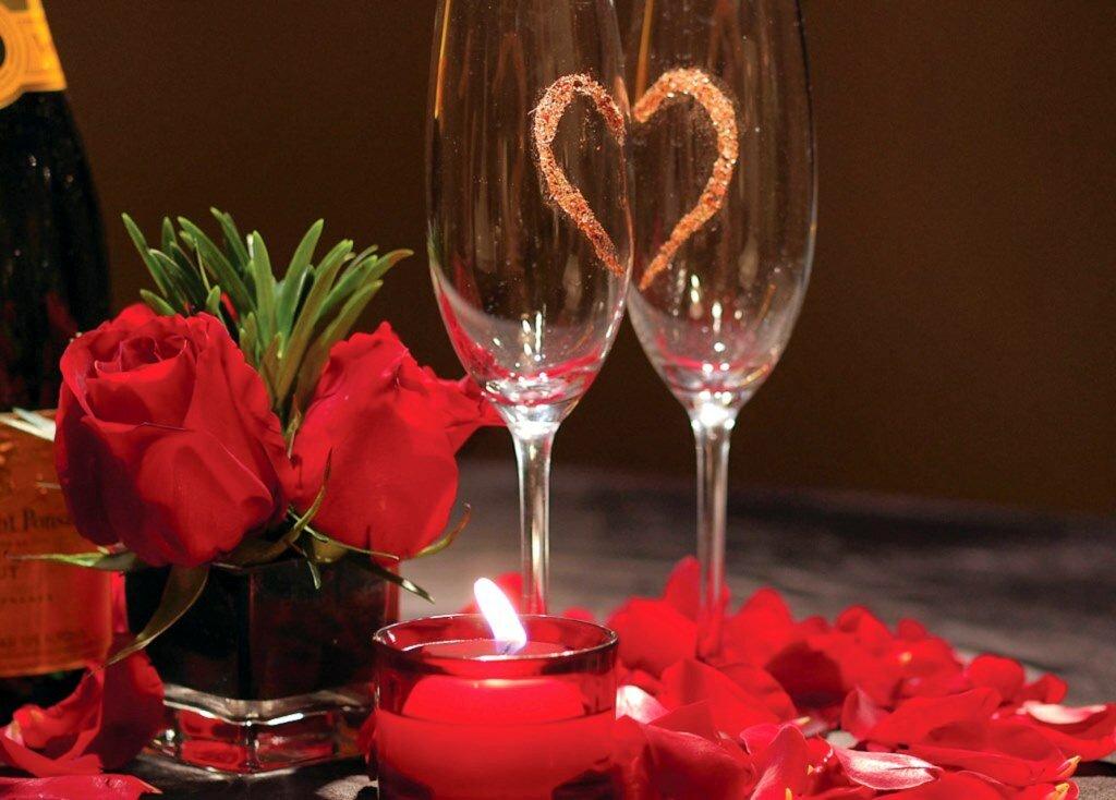 Поздравительная открытка романтическая, картинки нарисованные