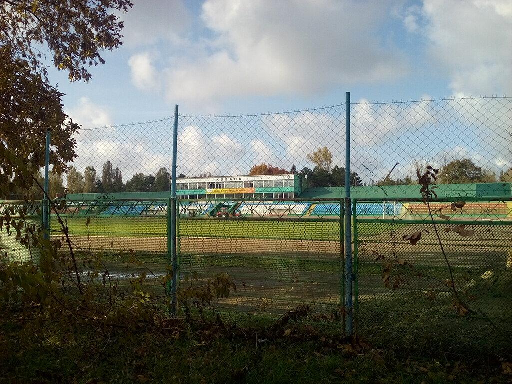неожиданной версией архивные фото стадиона труд в краснодаре тем