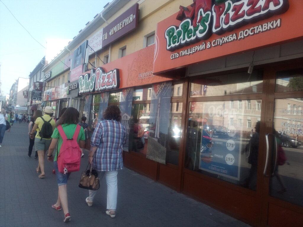 пиццерия — Пиццерия Pepper's Pizza — Калуга, фото №2