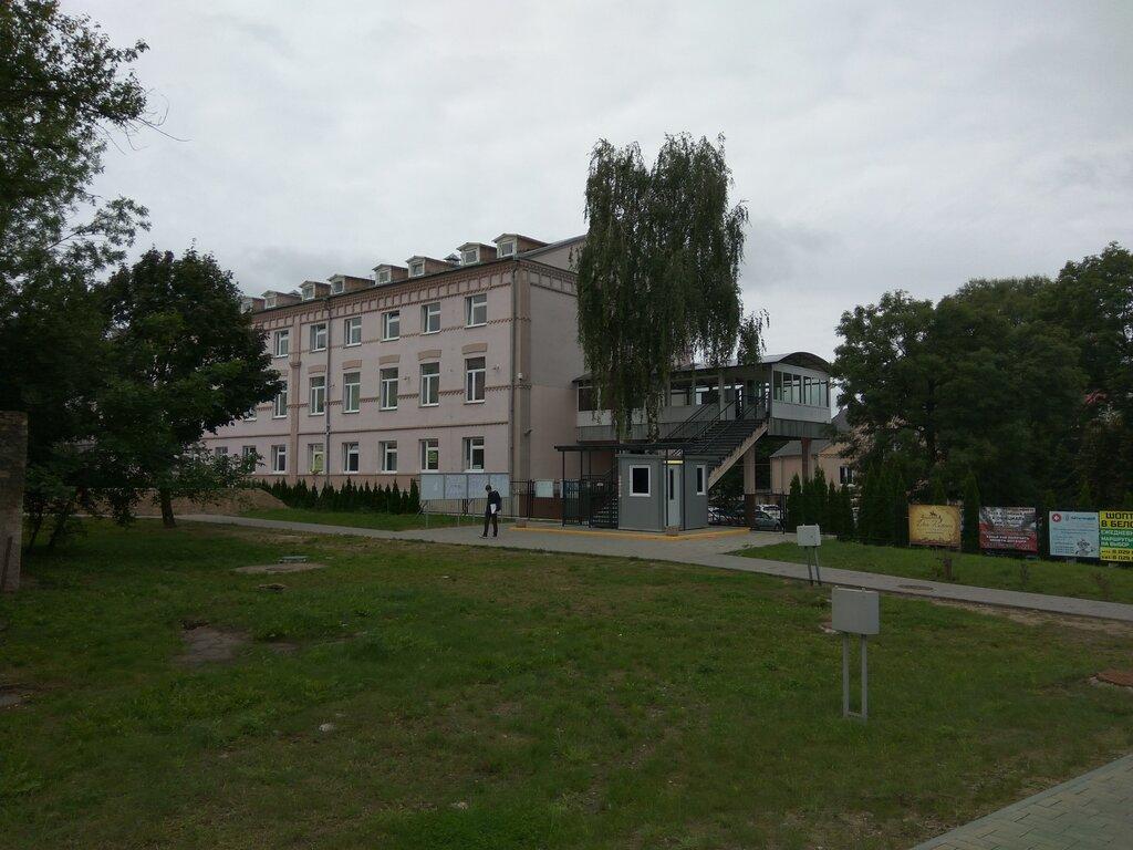 посольство, консульство — Генеральное Консульство Республики Польша в Гродно — Гродно, фото №2