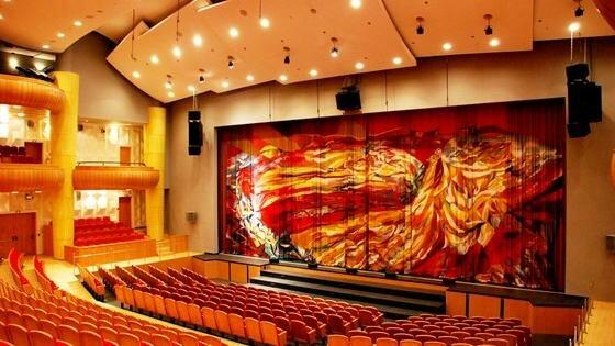 театр — Московский государственный академический театр Русская песня — Москва, фото №1