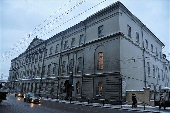 музей — Музей архитектуры им. А.В. Щусева — Москва, фото №2