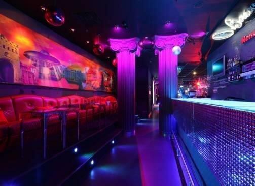 Клубы киева ночные арена ночные клубы работа официанткой