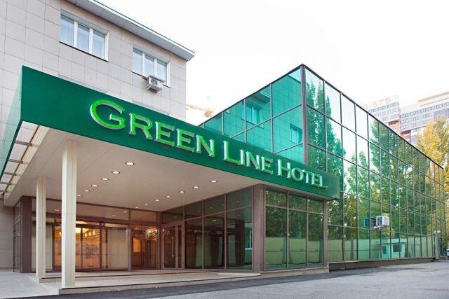 Green Line Samara