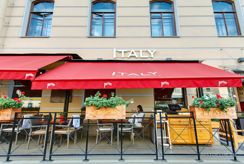 restaurant — Italy restaurant — Saint Petersburg, фото №2