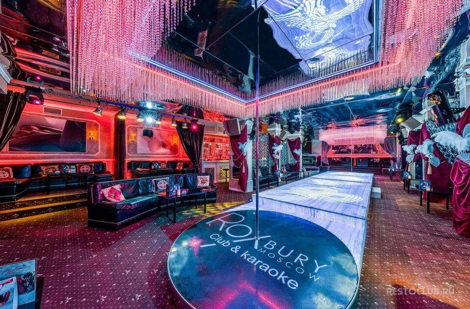 ночной клуб — Стриптиз-клуб «Roxbury» — Москва, фото №1