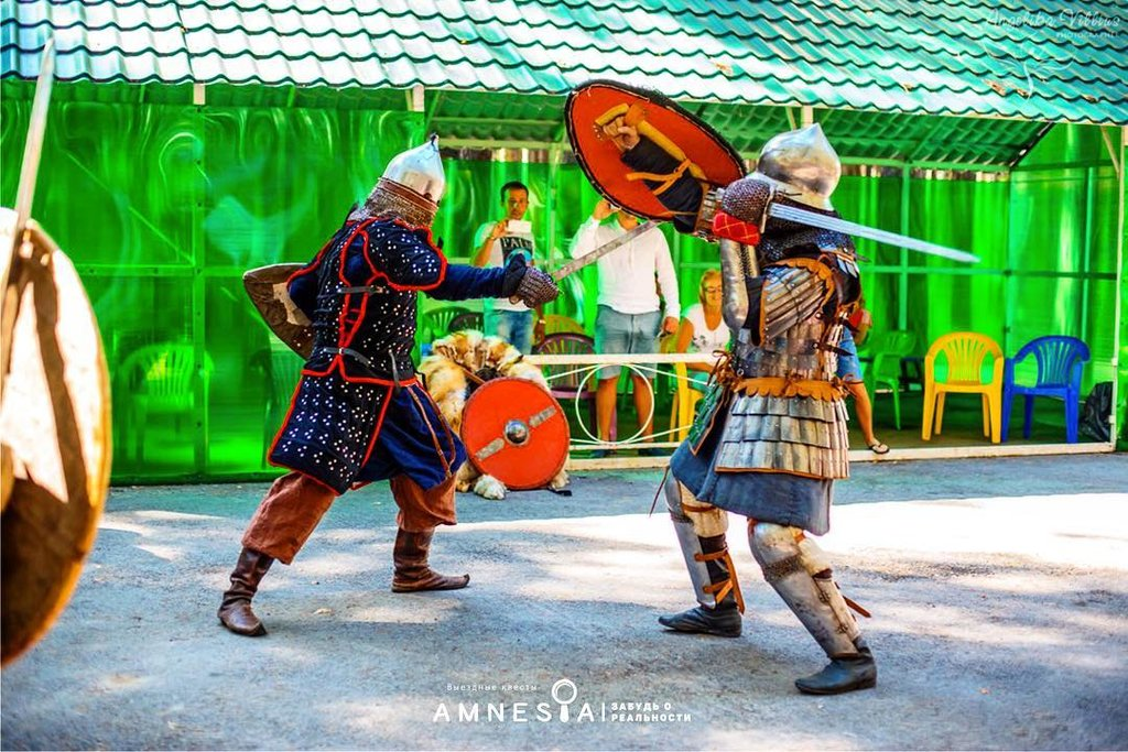 праздничное агентство — Амнезия Event — Новосибирск, фото №4
