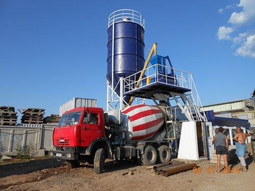 Завод бетон дзержинск стяжка из керамзитобетона для пола на 1 м3
