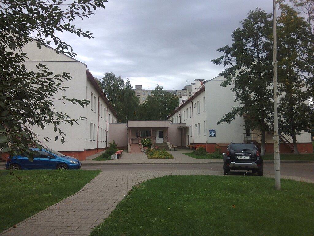 общежитие — Общежитие № 4 МАЗ — Минск, фото №2