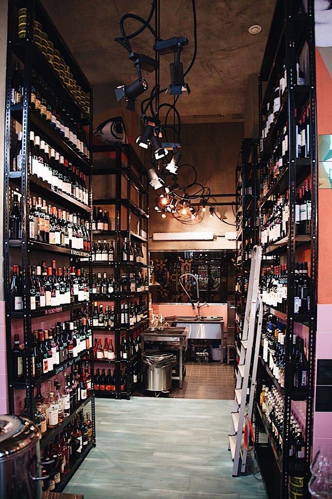 pub, bar — Na Vina! — Санкт-Петербург, фото №3